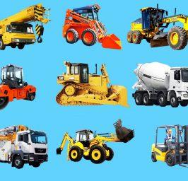 Buy & sell trucks and machinery